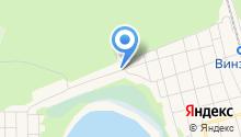 Полинка на карте