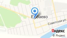 Электриум на карте