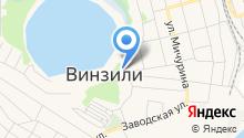 УКС на карте