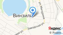 Бригадир и Компания на карте