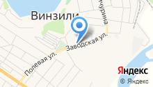 Парикмахерская на Заводской на карте