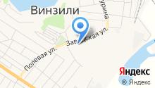 19 отряд ФПС по Тюменской области на карте