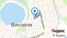 Средняя общеобразовательная школа им. Г.С. Ковальчука на карте