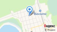 Катюша на карте