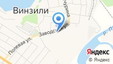 МУП Винзилинское ЖКХ на карте
