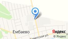 Магазин по продаже овощей на Трактовой на карте