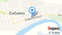 Администрация Ембаевского муниципального образования на карте