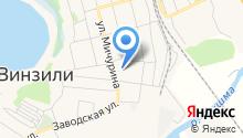 Тюменский колледж транспорта на карте