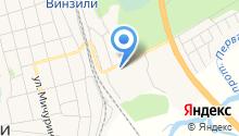 МТС на карте