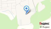 ТКСМ на карте