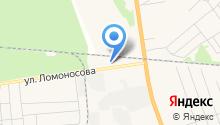 ТПК ГАЗ на карте