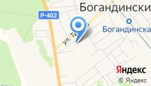 Областная больница №19 на карте