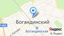 Магазин по продаже фруктов и овощей на Комсомольской на карте
