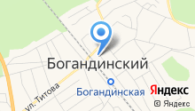 У Оксаны на карте