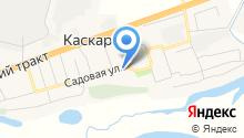 Тюменская кадастровая компания на карте