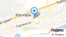 Администрация Каскаринского муниципального образования на карте