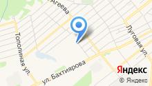 Продуктовый магазин на Пионерской на карте