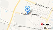 Компания по продаже комбикорма на карте