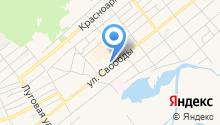 Фирменный магазин мясоколбасной продукции на карте