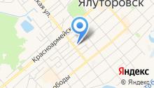 Нимак на карте