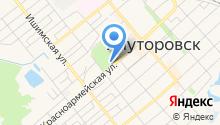 Успенско-Никольская церковь на карте