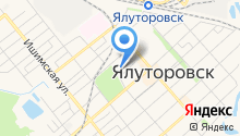 Центр занятости населения на карте