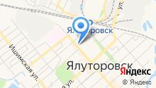Эксперт-Ялуторовск на карте