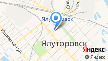 Областная больница №23 на карте