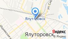 Закусочная на ул. Новикова на карте