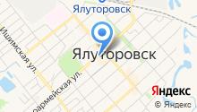Киевская молочная продукция на карте