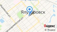 Портал на карте