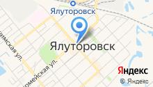 Точка РУ на карте