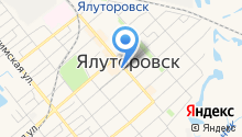 Ялуторовский межрайонный отдел на карте