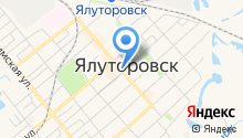 Шалун на карте