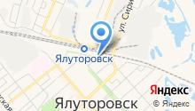 Баня-сауна на карте