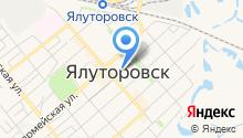 Бюро ритуальных услуг на карте