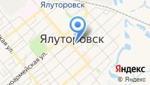 Банкомат, Запсибкомбанк на карте