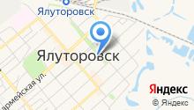 ГЕОНИК на карте