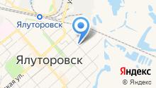 Ялуторовская районная общественная организация Всероссийского общества инвалидов на карте