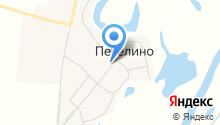 Земля на карте