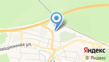 Заводоуковск-Лада на карте