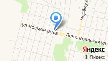 Союз, ЗАО на карте
