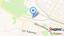 MachineStore на карте