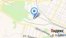Отдел военного комиссариата Тюменской области по Заводоуковскому и Упоровскому районам на карте