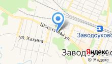 Тюменский расчетно-информационный центр на карте
