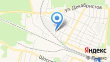 ЖарПтица на карте