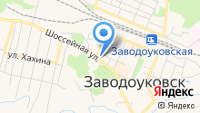 Заводоуковскпожсервис на карте