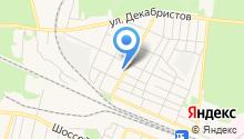 Общежитие, ТюмГНГУ на карте
