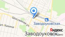 Заводоуковский районный суд на карте