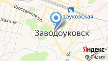 Управление пенсионного фонда РФ в Заводоуковском районе Тюменской области на карте